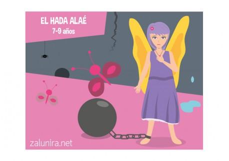 El hada Alaé - 7-9 años